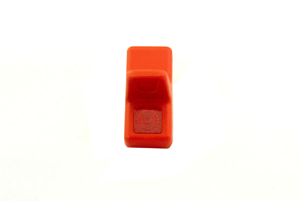 Part # SAPRR0 (Red Paddle, (1) Sq Red Lens)