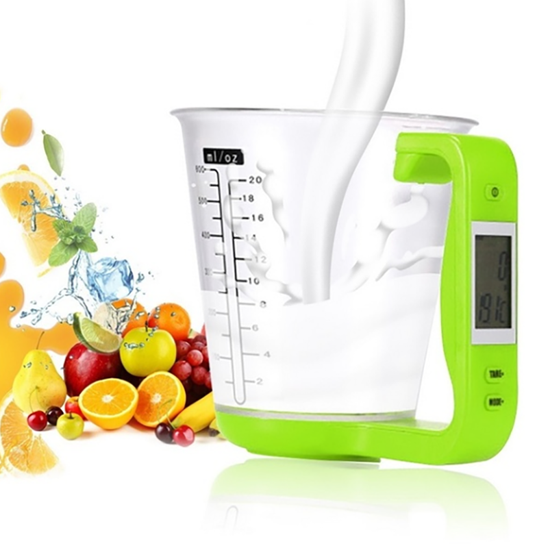 Digital Electronic Measuring Cup Scale