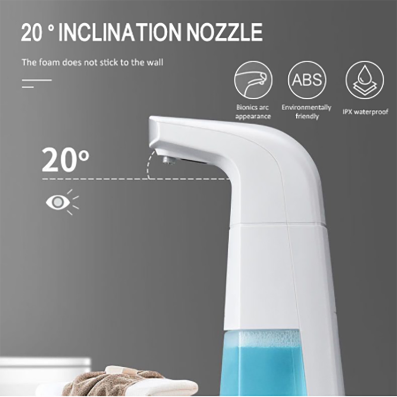 Touchless Bathroom Liquid Soap Dispenser