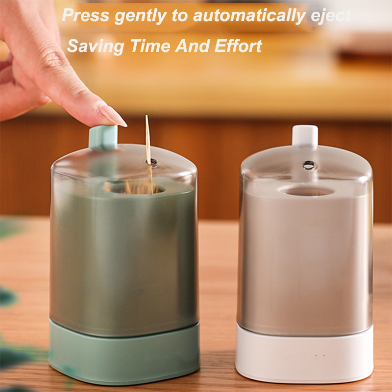 Automatic Toothpick Holder Container