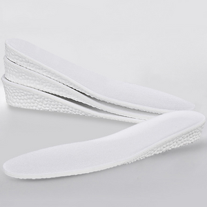 1 Pair Shoe Insoles Breathable Heighten Heel Shoes Pad