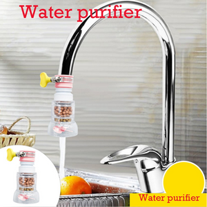 Kitchen Splash-Proof Water Outlet Faucet