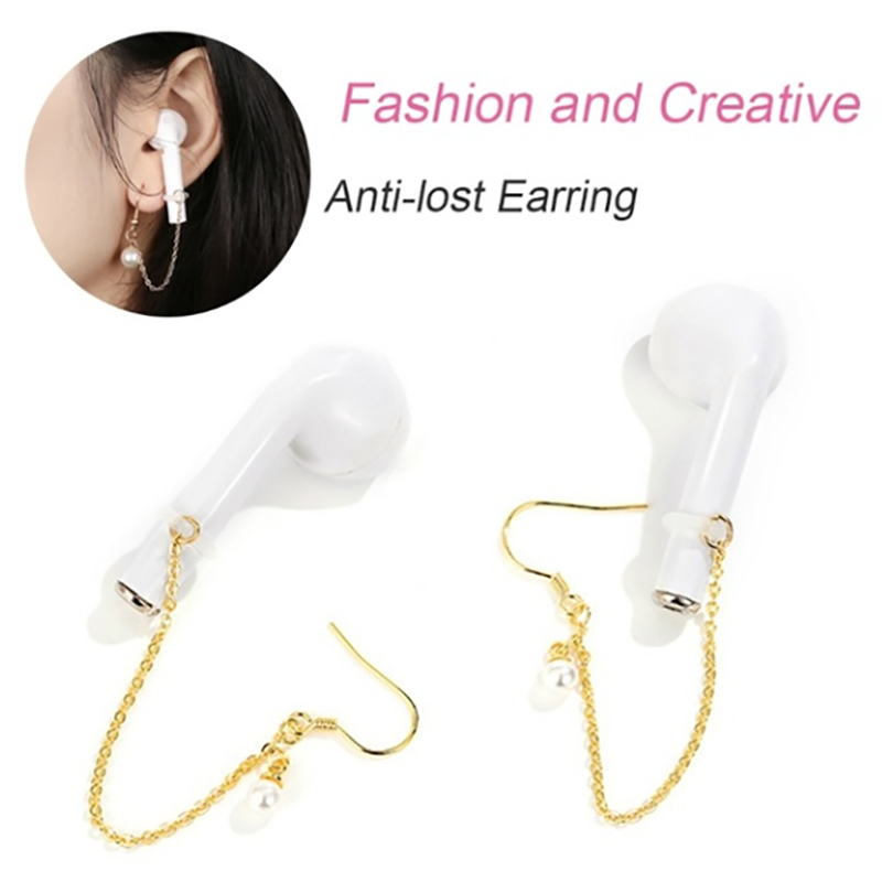 Fashion Trend Airpods Anti-Lost Earrings