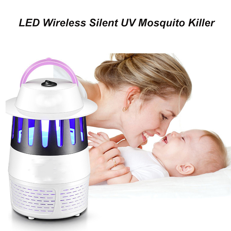 Electric USB Mosquito Repellent Killer
