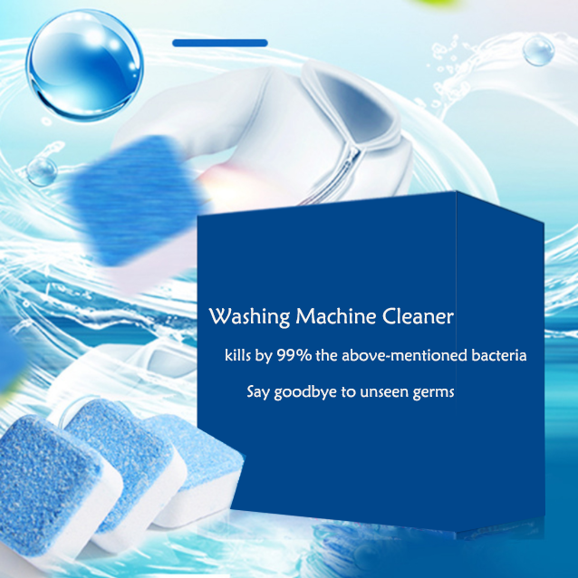 Washing Machine Cleaner Descaler