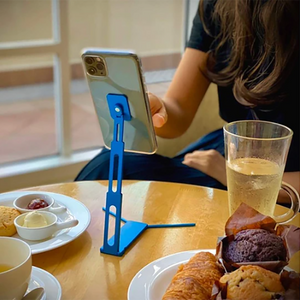 Finger-sized Phone Holder