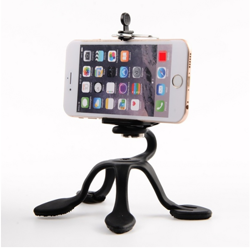 Multi Function Phone Camera Stand Gecko Holder