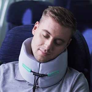 Travel Neck Pillow Ridge U-shaped Pillow Neck