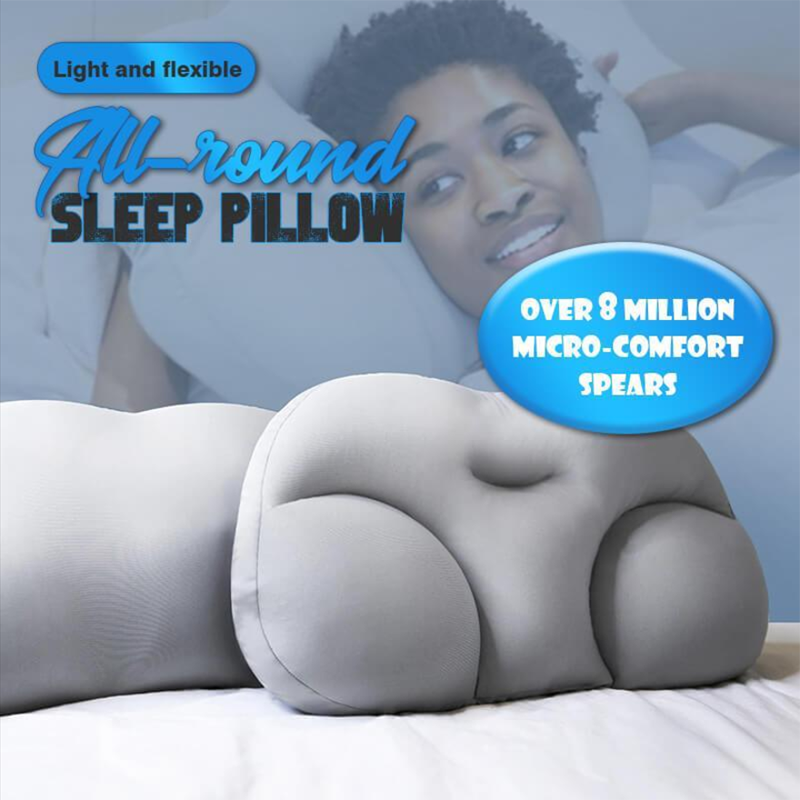 Comfortable All-round Sleep Pillow