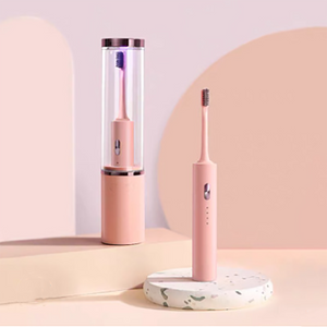 Ultraviolet Disinfection Sonic Electric Toothbrush