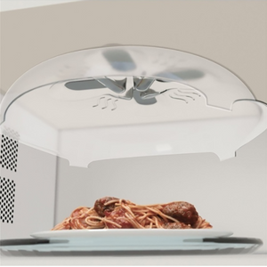 Microwave Food Dish Anti-splatter Lid