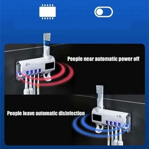 Smart Toothbrush Sterilizer Holder