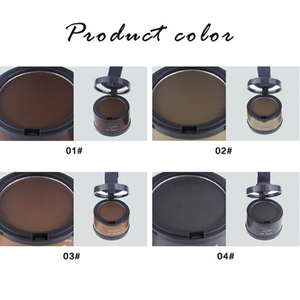 2PCS Hair Powder Hair Line Shadow