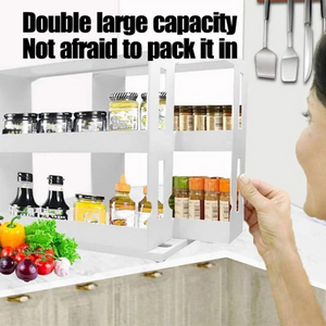 Multi-Function Storage Rack