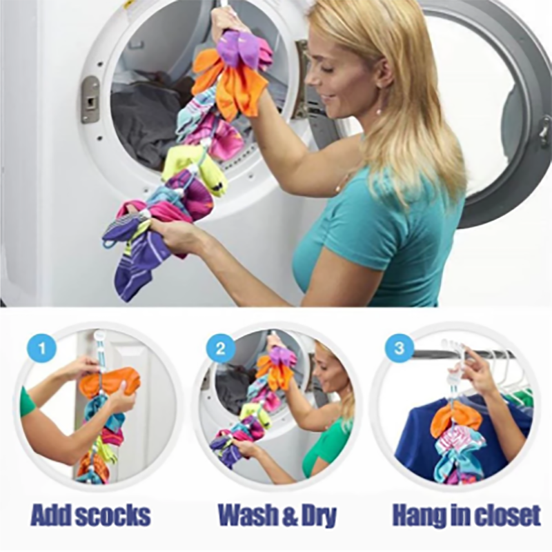 Genius Socks Partner Sock Hanger Rope