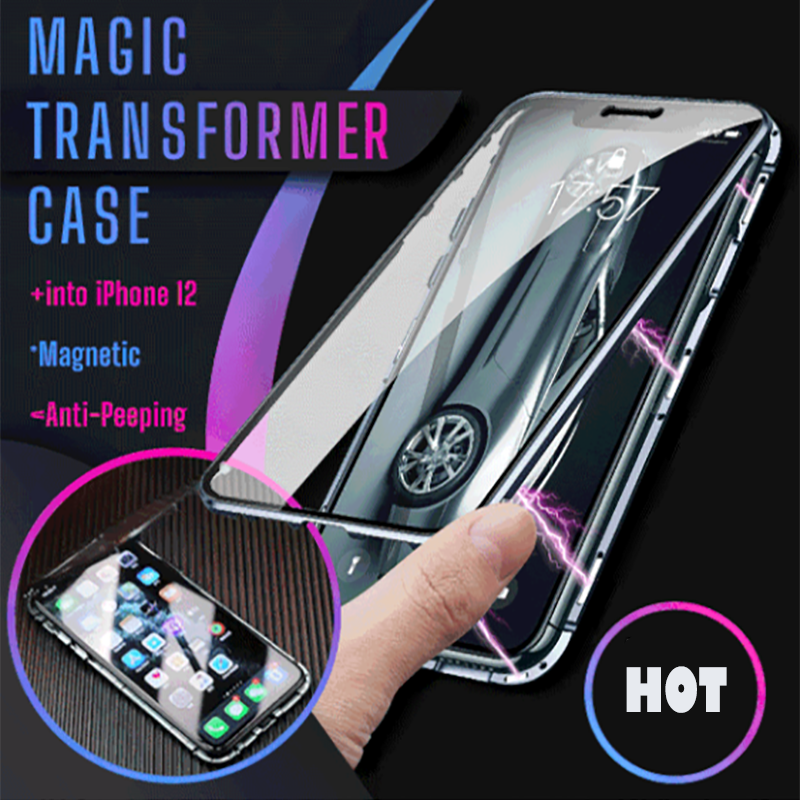 Magnetic 360 Protective Phone Case