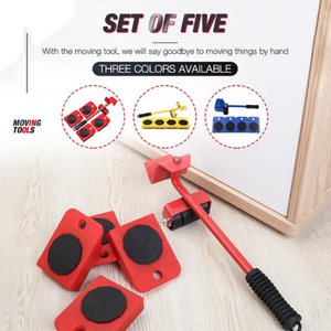Professional Furniture Roller Move Tool Set