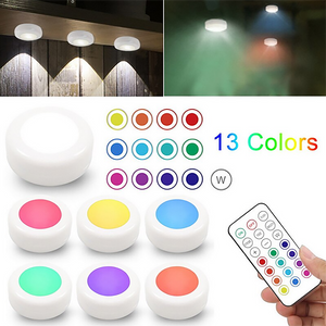 Remote Controlled Color-Changing Night Light