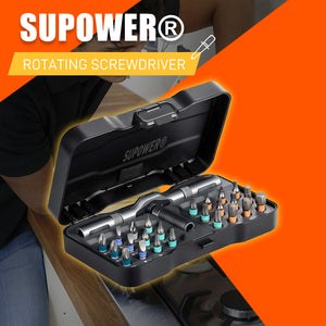 Supower®Rotating screwdriver