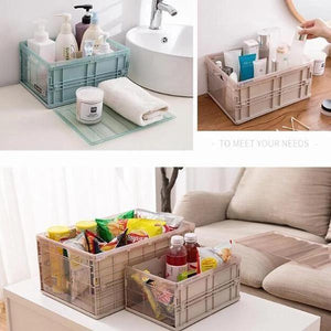 Home Storage Folding Bin