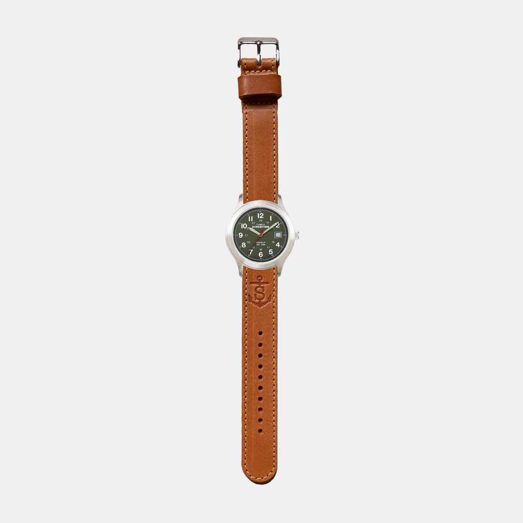 Sounder x Timex Expedition Watch - Tan