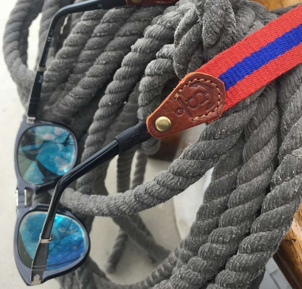 Cotton Sunglass Strap Retainer Leash Lanyard Eyewear Sunglasses