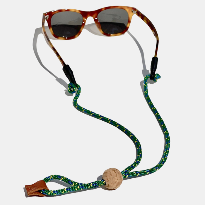New! Cord & Cork Sounders Sunglass Cord - Green