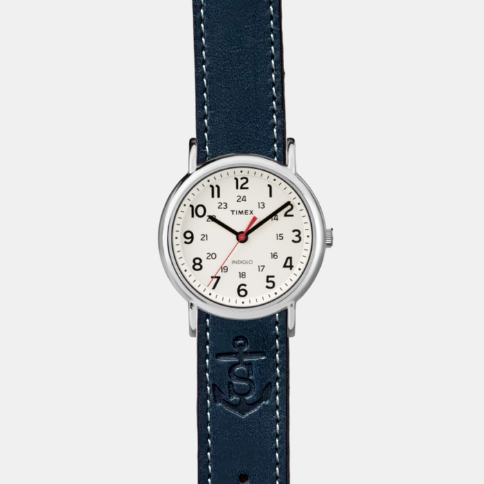 Sounder x Timex Field Watch - Marine Blue