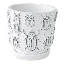 Load image into Gallery viewer, Insect Ceramic Planter