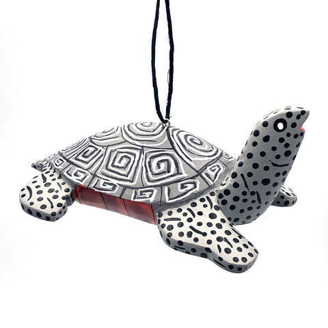 Diamondback Terrapin Balsa Ornament