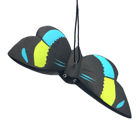 88 Butterfly Balsa Ornament
