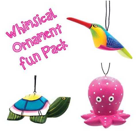Whimsical Ornament Fun Pack