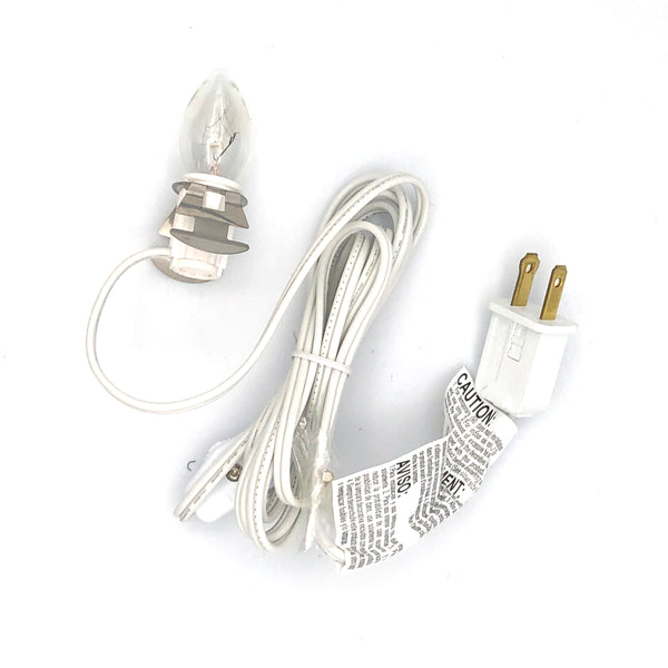 6-foot Light Cord for Luminaries