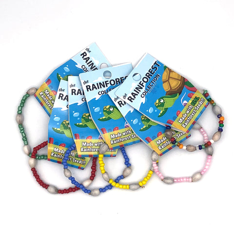 Kids Stretchy Rainforest Bracelet