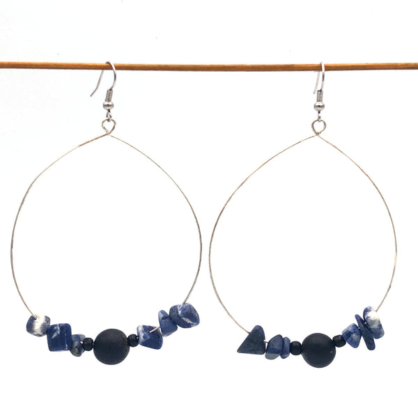 Just Hoops Earrings
