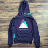 Mountain and Tree Hoodie