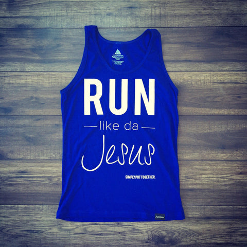 Run Like Da Jesus (more colours)
