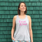 Women's Best Kind Racerback tank