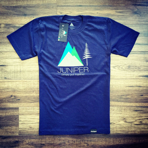Mountain and Tree (men's)