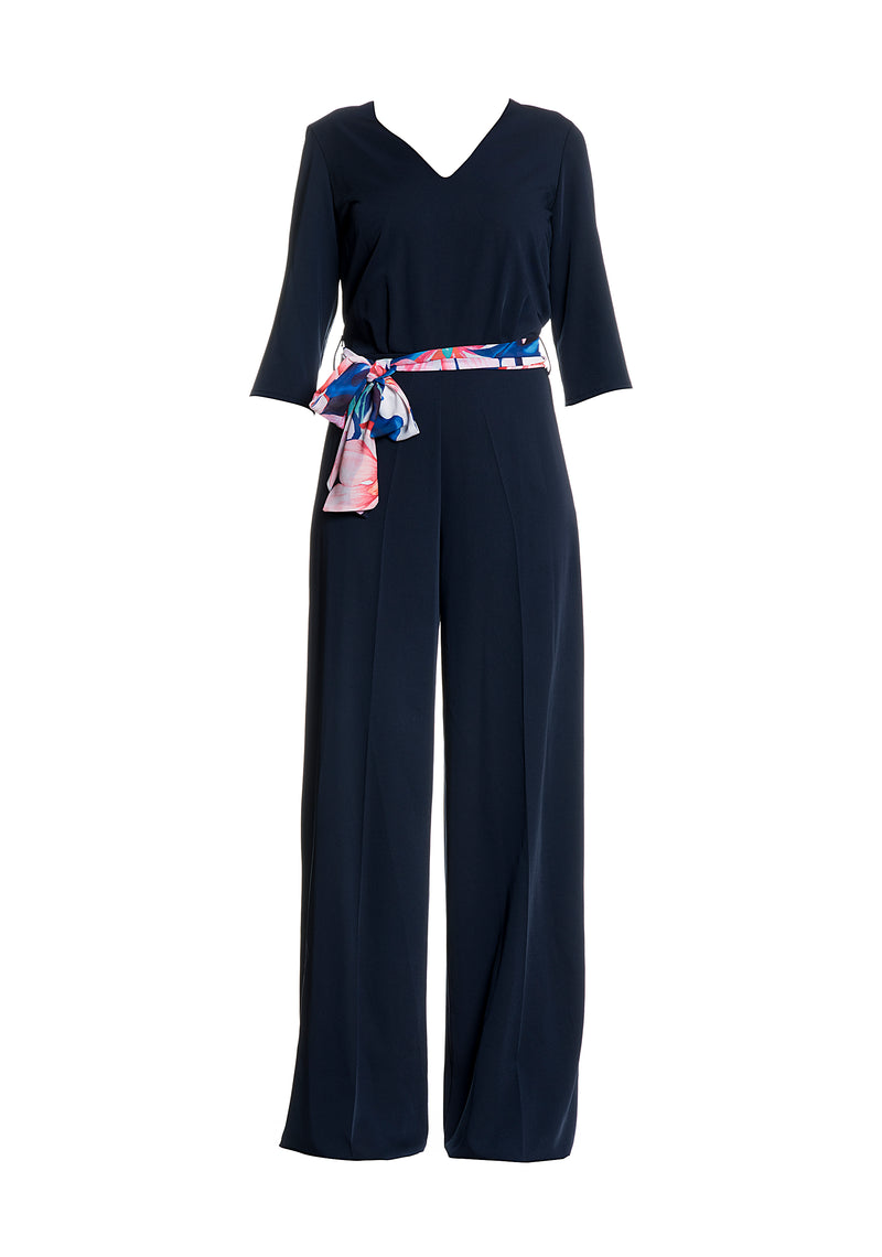 Jumpsuit with teardrop
