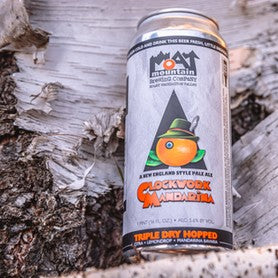 Moat Mountain, Clockwork Mandarina, New England Pale Ale