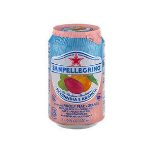 San Pellegrino - Prickly Pear & Orange