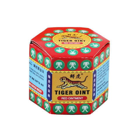 100% Original Red Tiger Balm Ointment Thailand Painkiller Ointment Muscle Pain Relief Ointment Soothe itch body lotion 60g|Body Self Tanners & Bronzers| |