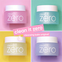 BANILA CO Clean It Zero Cleansing Balm Sample 7ml Moisturizing Makeup Remover Facial Cleanser Face Skin Care Korea Cosmetics|Makeup Remover| |