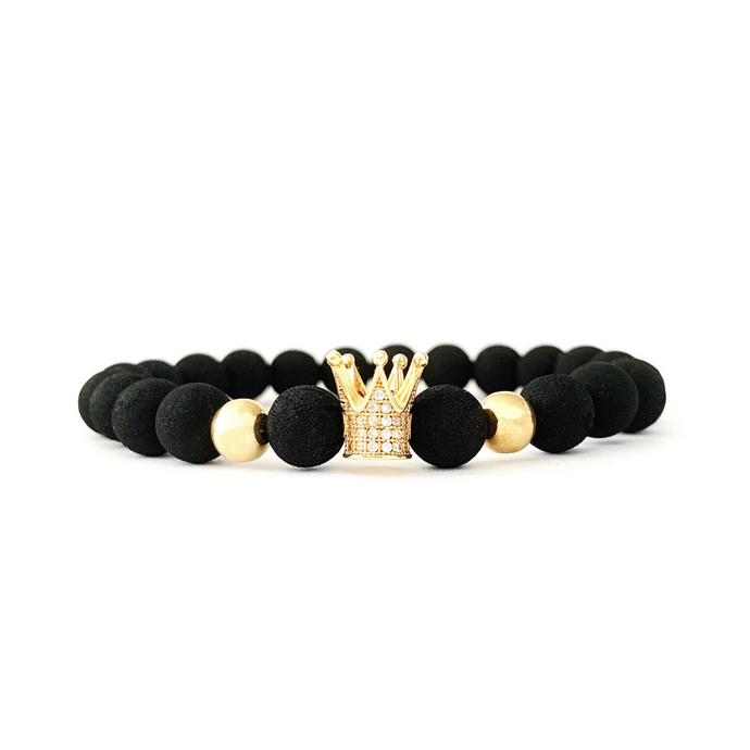Pulsera King Luxe Gold Exclusive Oro 18 Kilates