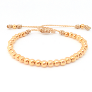 Pulsera Luxe Gold Exclusive Oro 18 Kilates