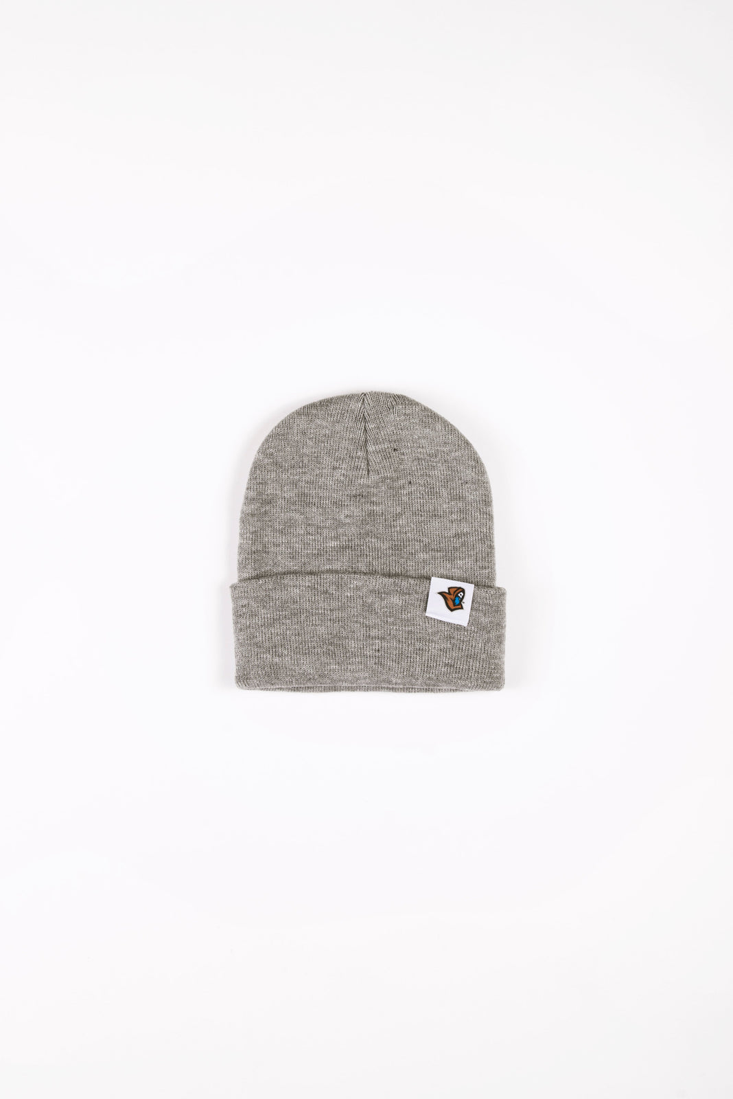 Monk Head Patch Beanie