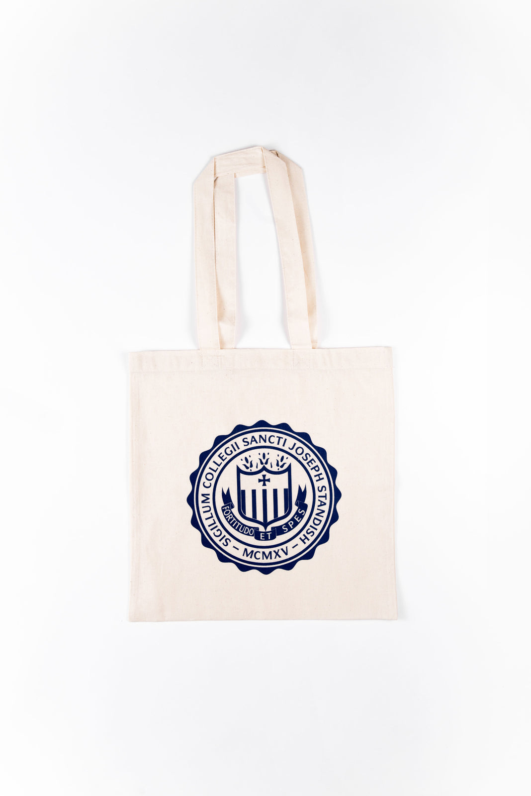 Lightweight Tote with Crest Logo