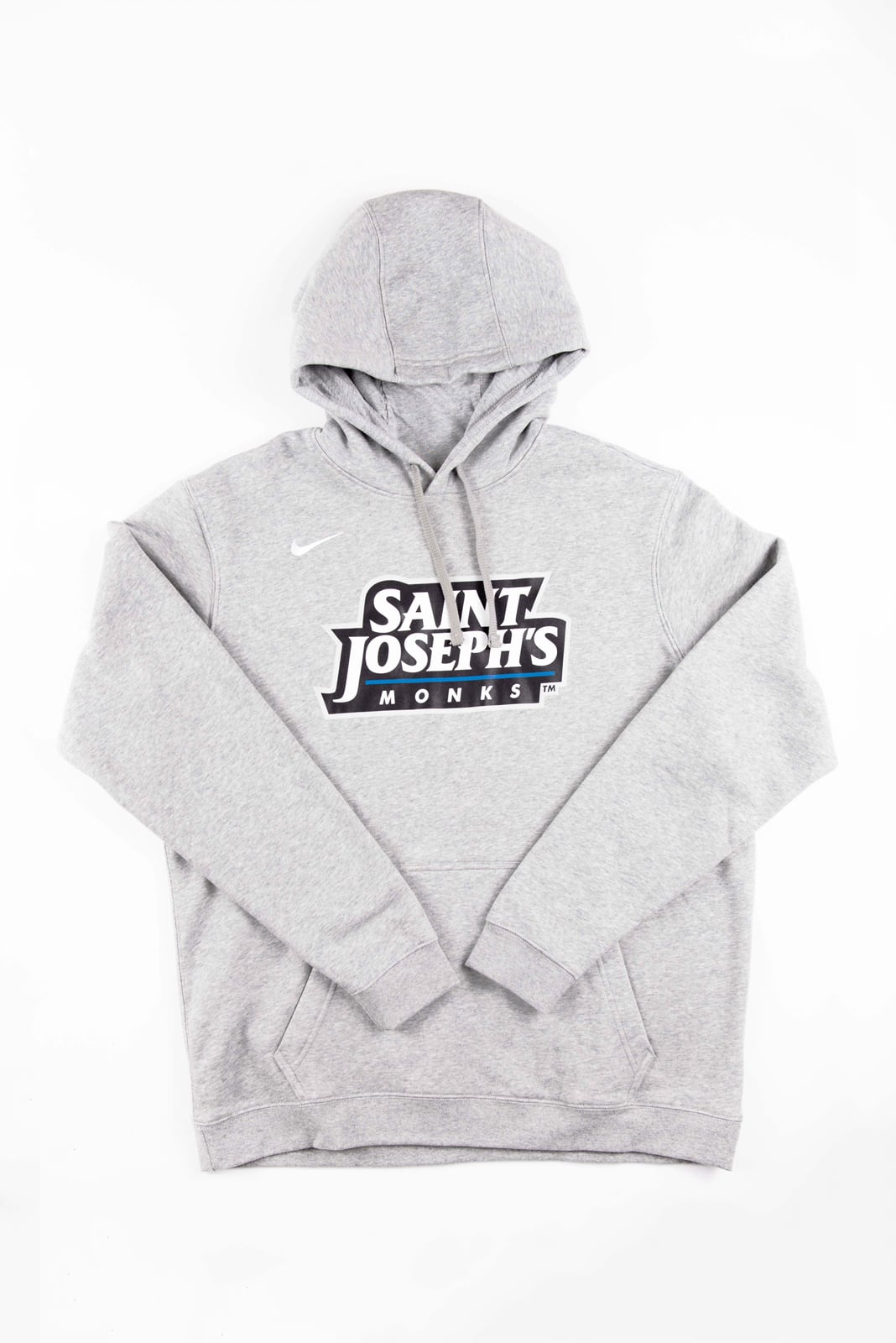 Saint Joseph's Monks - Grey Nike Hoodie