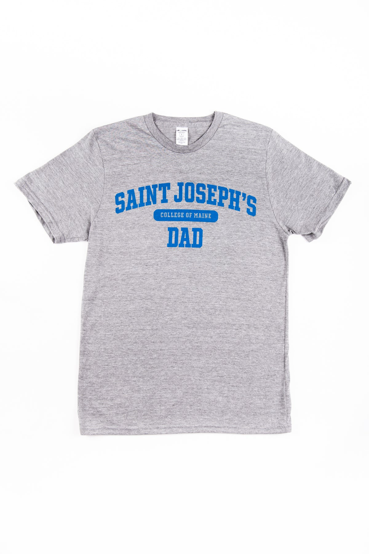 Grey SJC Dad Shirt